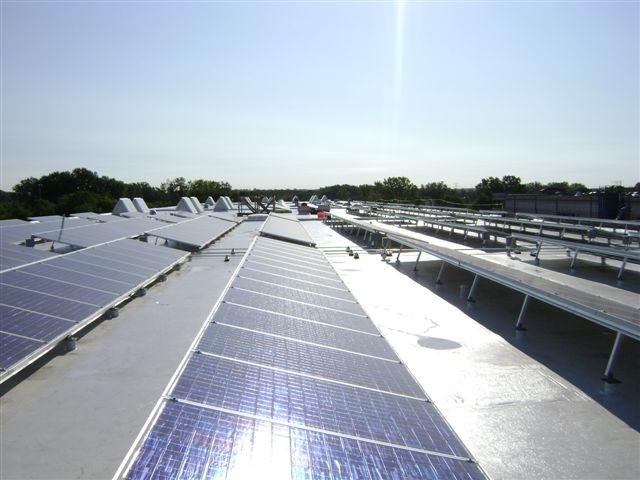 Minnesota Solar Panel Roof Installation